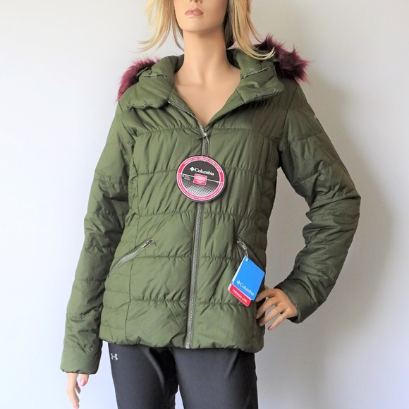 Columbia Sparks Lake Thermal Hooded Jacket NWT NWT